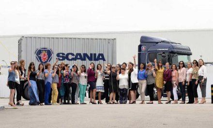 Scania reunió a mujeres empresarias del sector del transporte en América Latina