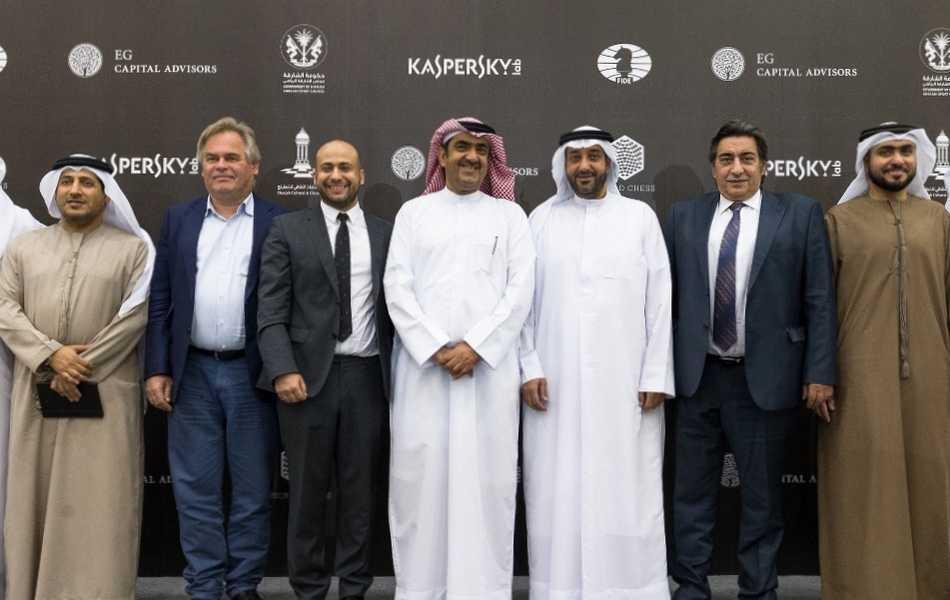Kaspersky Lab se une a la FIDE y al Campeonato Mundial de Ajedrez como socio de ciberseguridad