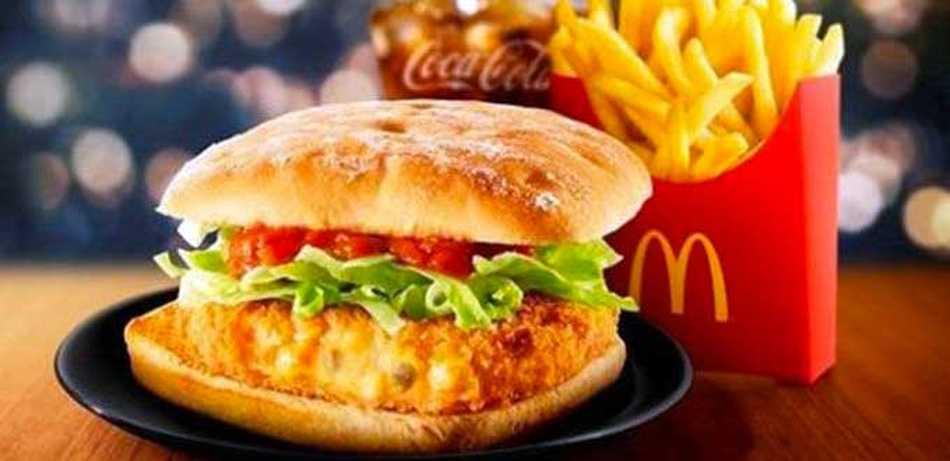 McDonald's lanzará hamburguesa de cangrejo en San Francisco