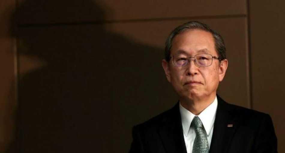 Tras multimillonarias pérdidas renuncia el presidente de Toshiba