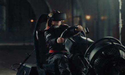 Audi invita a los conductores a entrar en la caja de arena de Realidad Virtual