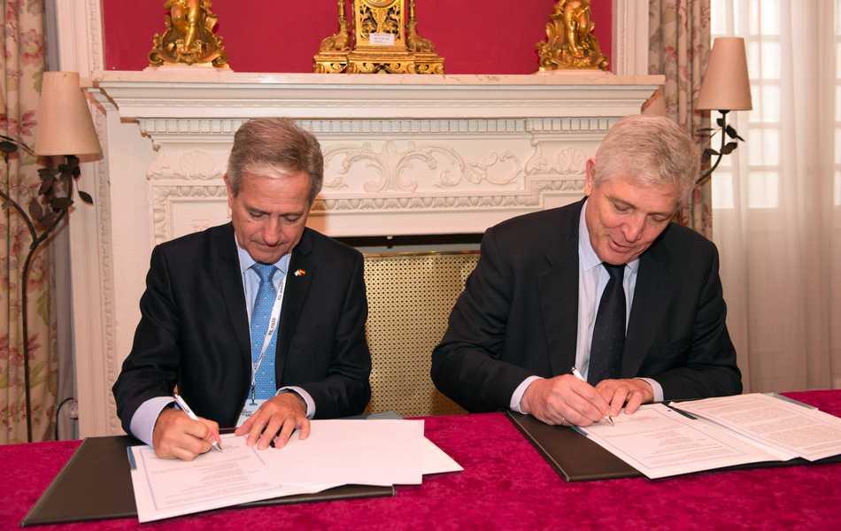 Acuerdo de cooperación para la Innovación tecnológica entre el Gobierno Nacional y Telefónica