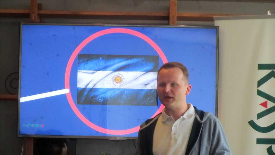 Dmitry Bestuzhev y la situación de Argentina frente al cibercrimen