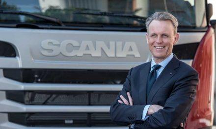 Scania tiene nuevo Presidente para las operaciones comerciales de América