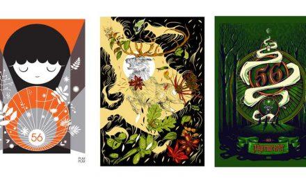 Jägermeister: se presentaron las serigrafías del Proyecto 56