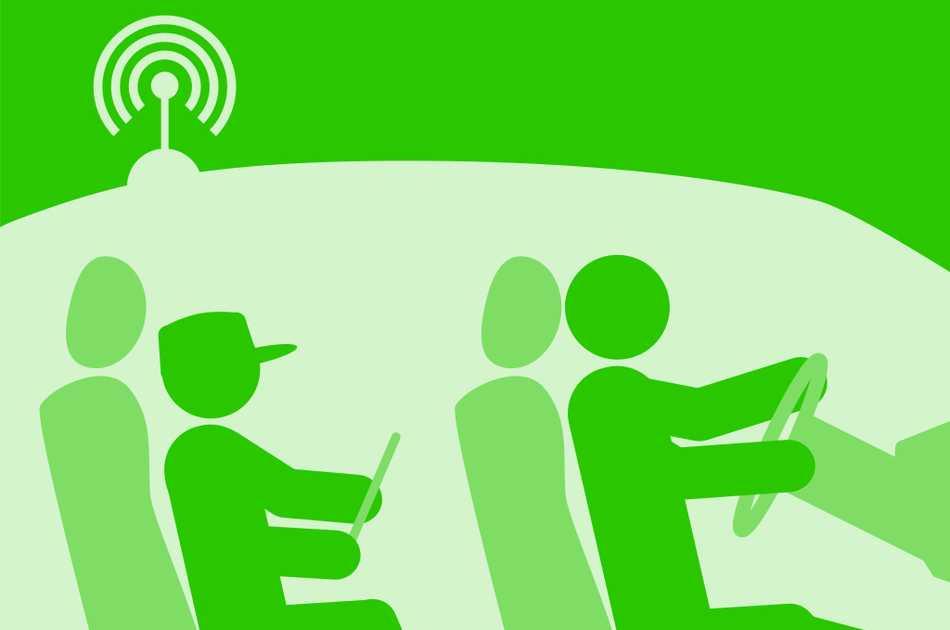 Ford Europa incorpora un modem en sus vehiculos que les permite a los pasajeros disponer de wifi