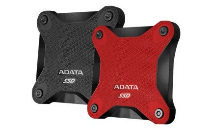 ADATA lanza el disco externo SSD 3D NAND SD600
