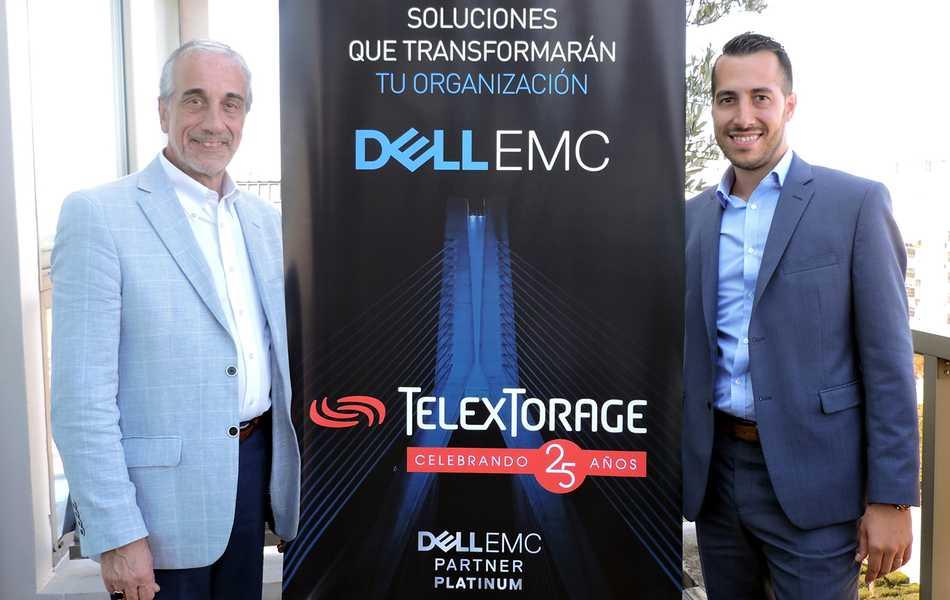 TelexTorage fortalece su alianza con DellEMC