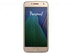 Personal presenta el nuevo smartphone Moto G5 Plus