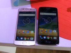 Presentación de los nuevos Moto G5 y G5 Plus en Argentina