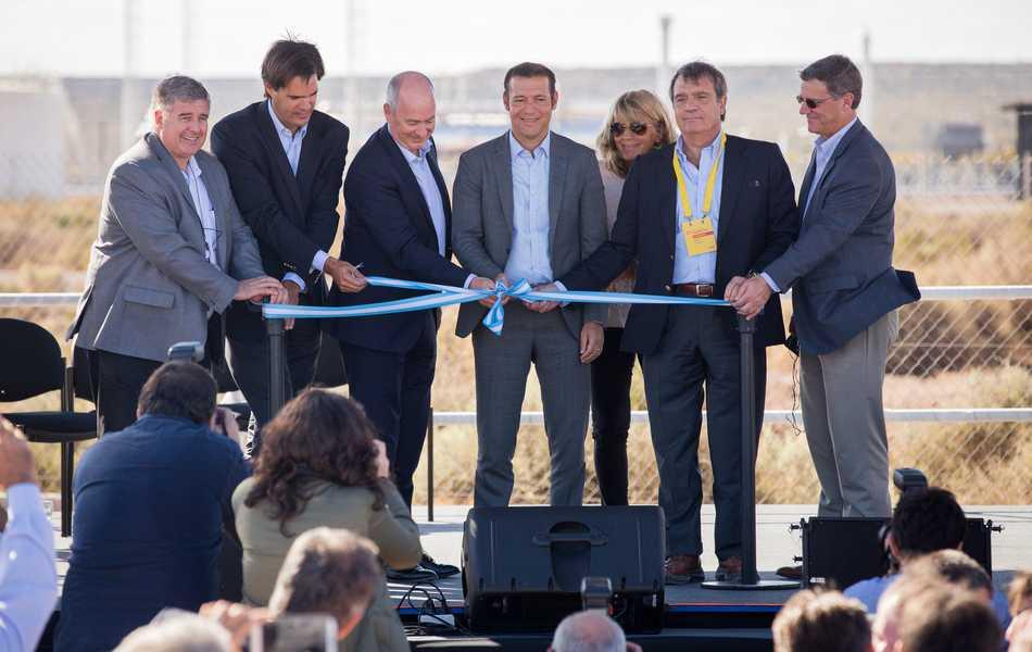 Shell Argentina inaugura su primer Sistema de Producción Temprana en Neuquén