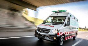 Mercedes-Benz Argentina entregó 140 unidades Sprinter al SAME