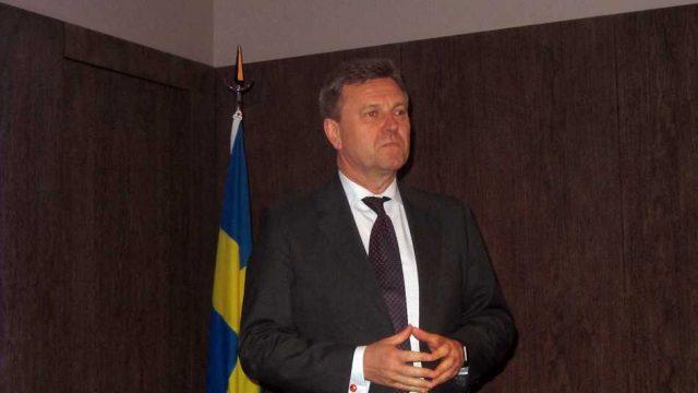 El Presidente & CEO mundial de Alfa Laval afirma que existen grandes oportunidades en Argentina