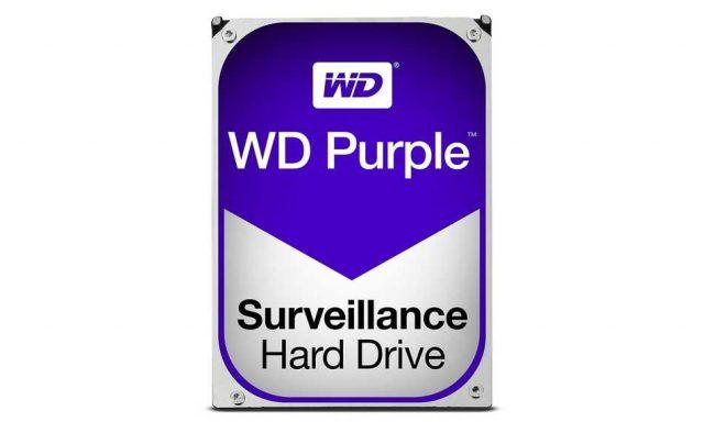 Western Digital aumenta la capacidad de sus discos duros para videovigilancia a 10TB