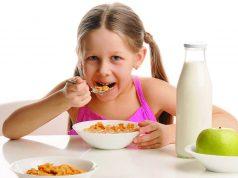 La importancia de crear el hábito del desayuno en los chicos