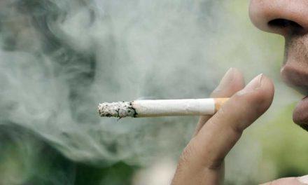 ¿El fumador tiene escorbuto?