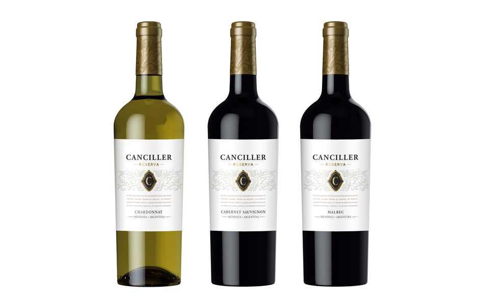 """Bodega Canciller presenta una nueva línea """"Canciller Reserva"""""""