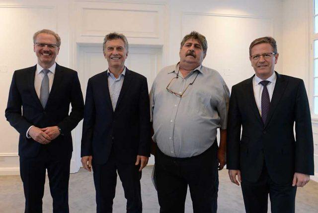 Nuevas inversiones de Mercedes-Benz en Argentina