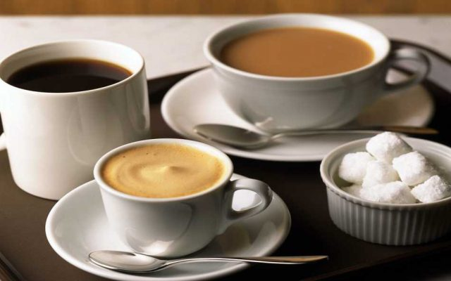 Llega el período de mayor consumo de té y café