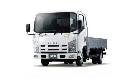 Isuzu volvió a la Argentina y presentó un nuevo camión