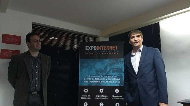 Se presentó oficialmente la nueva edición de ExpoInternet