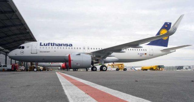 Lufthansa celebra el Día Mundial de Internet con un regalo para sus pasajeros