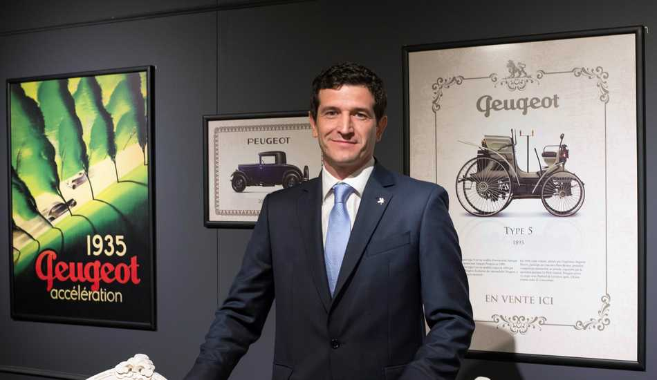 Nuevo Director en Peugeot Argentina
