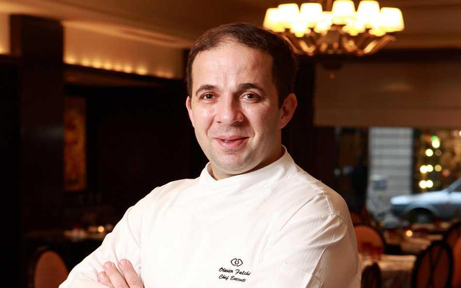 Air France convoca al reconocido Chef Olivier Falchi