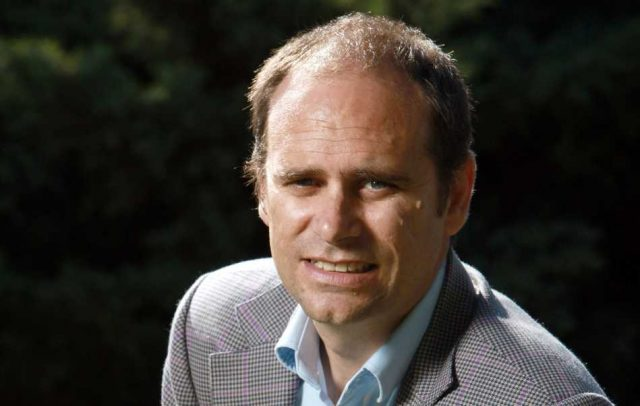 Rafael Calderón es el nuevo Gerente General de Bodegas Bianchi