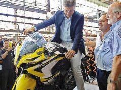 El Gobierno reduce aranceles externos para los ensambladores de motos