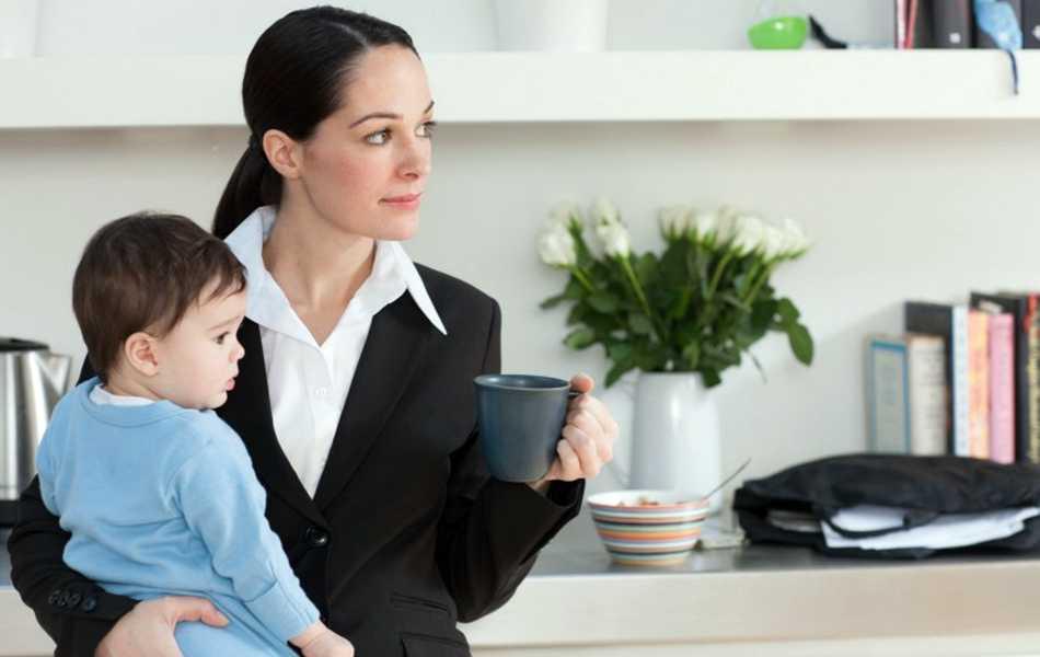 Sostenibilidad: La carrera de una mujer se acaba… ¿cuando tiene hijos?