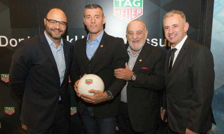 TAG Heuer inaugura su nuevo corner en Rosario