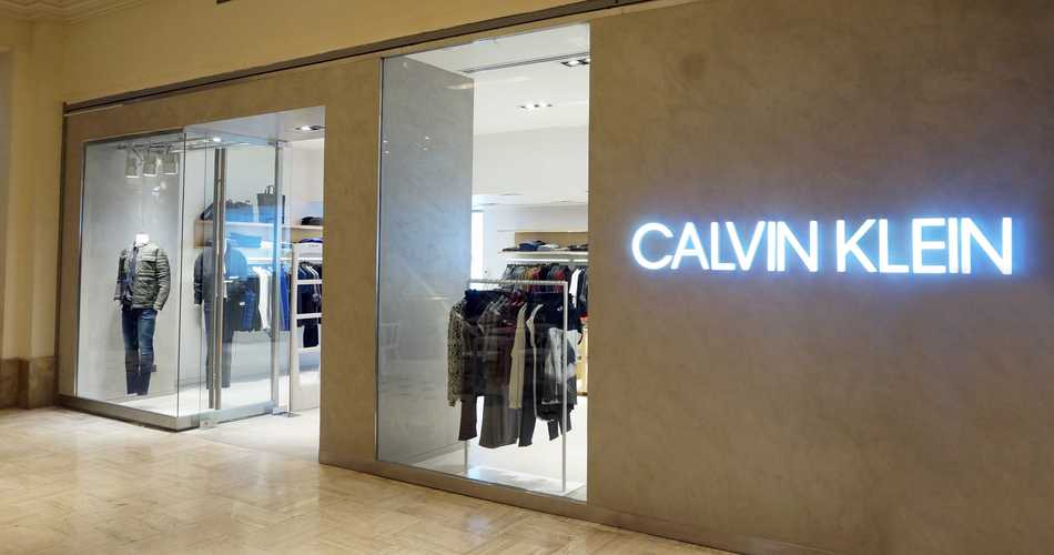 Calvin Klein abre nueva tienda en Patio Bullrich en Buenos Aires