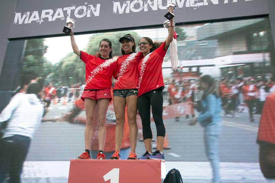 EXO en la Maratón Monumental del Club Atlético River Plate