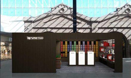 Nespresso desembarca en Rosario con un nuevo Pop Up Store