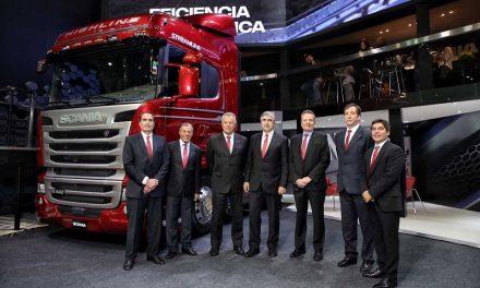Scania: Tecnología sustentable en el Salón Internacional del Automóvil