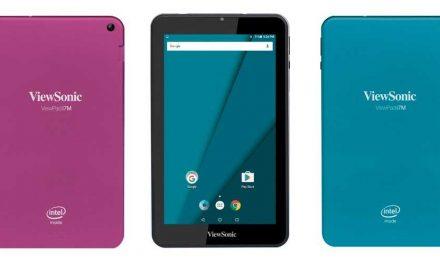 ViewSonic presenta en argentina nueva tablet de 7 pulgadas
