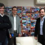 Howard Johnson recibió al nuevo Director de RR.PP de Wyndham Hotel Group