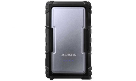 ADATA presenta Power Bank D16750