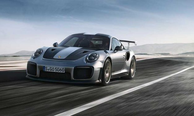 Porsche presenta el 911 más potente de todos los tiempos