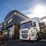 Scania: Socio sus­ten­ta­ble de Mc Donald's