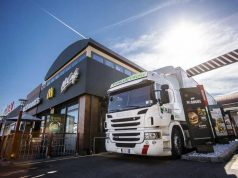 Scania: Socio sustentable de Mc Donald's