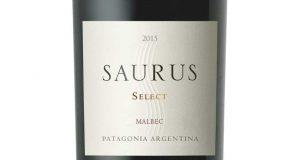 Nueva cosecha Saurus Select Malbec de Bodega Familia Schoreder