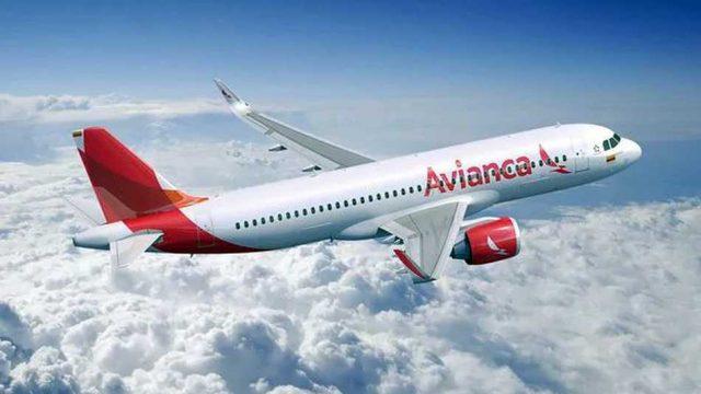 La aerolínea colombiana Avianca suspendió las operaciones en Venezuela