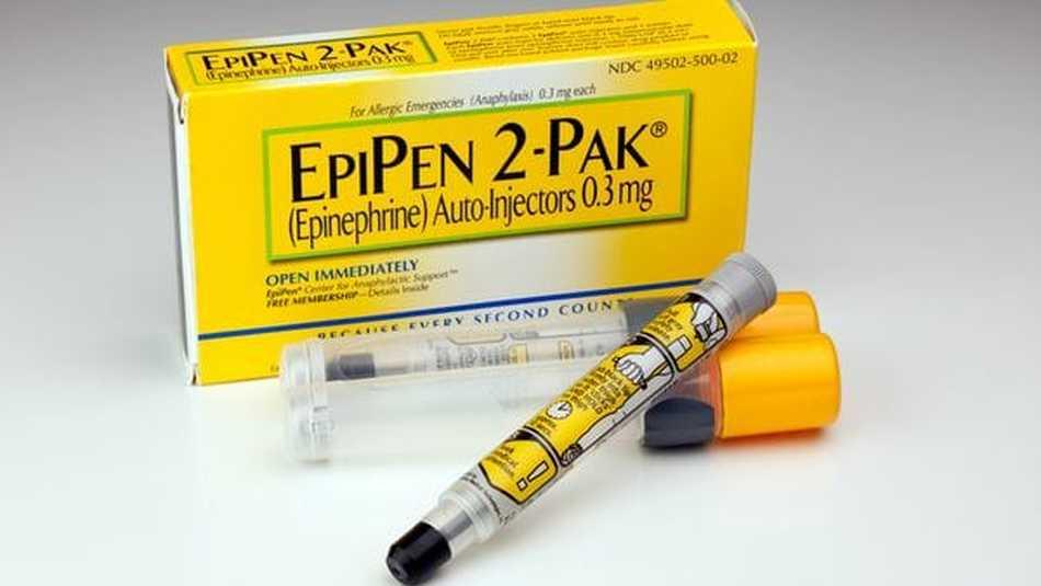 Retiro del mercado Epipen® lote 6GH294