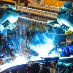 La producción industrial creció 5,9% en julio, impulsada por la construcción y la siderurgia
