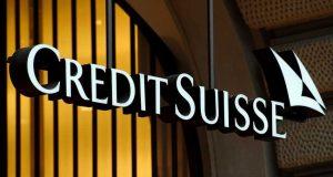 Credit Suisse ganó u$s 925 mm durante el primer semestre del año
