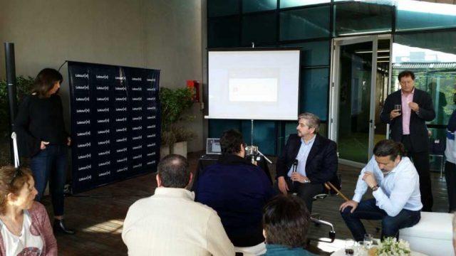 Lakaut presentó el proceso de digitalización