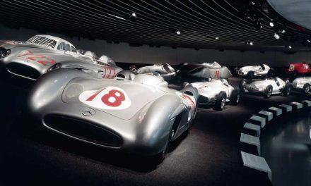 Mercedes-Benz suma el Flecha de Plata de Nico Rosberg a su Museo