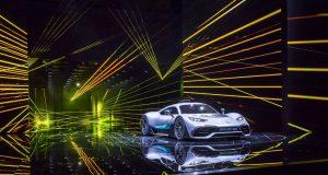 Las novedades de Mercedes-Benz en el Salón Internacional de Frankfurt